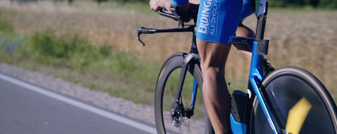 Intervalltraining auf dem Rennrad