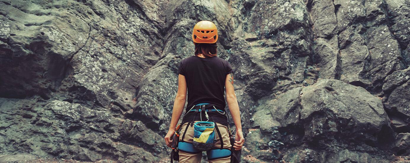 Von Griffen und Wänden: 7 Klettergebiete in Deutschland und Europa