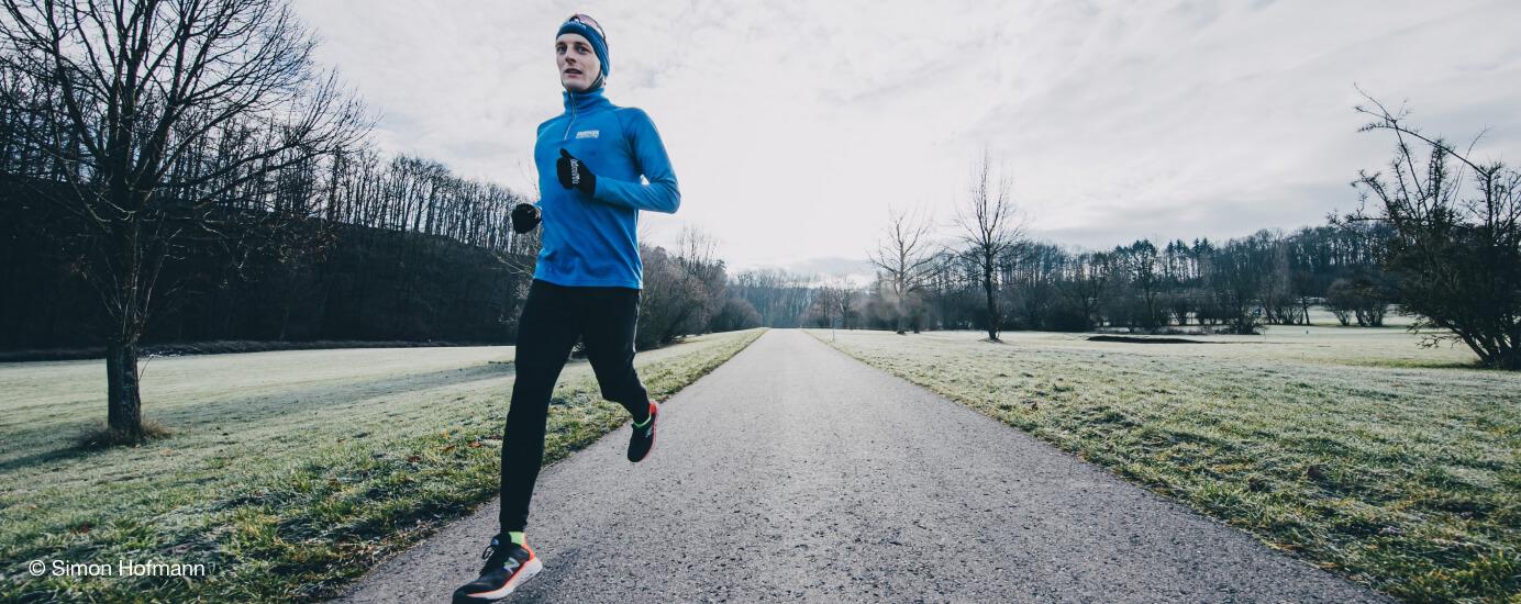 Back on track: Wiedereinstieg durch Laufen