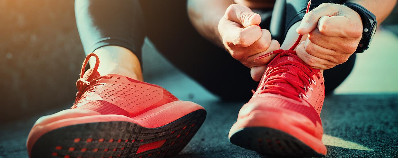 Marathonvorbereitung in vier Schritten