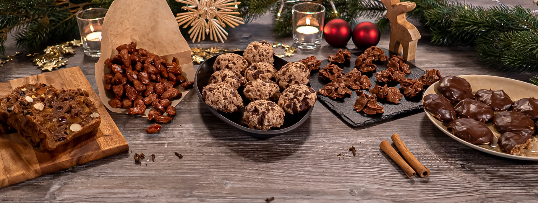 Rezepte für leckeres Weihnachtsgebäck - von Sportlern für dich!