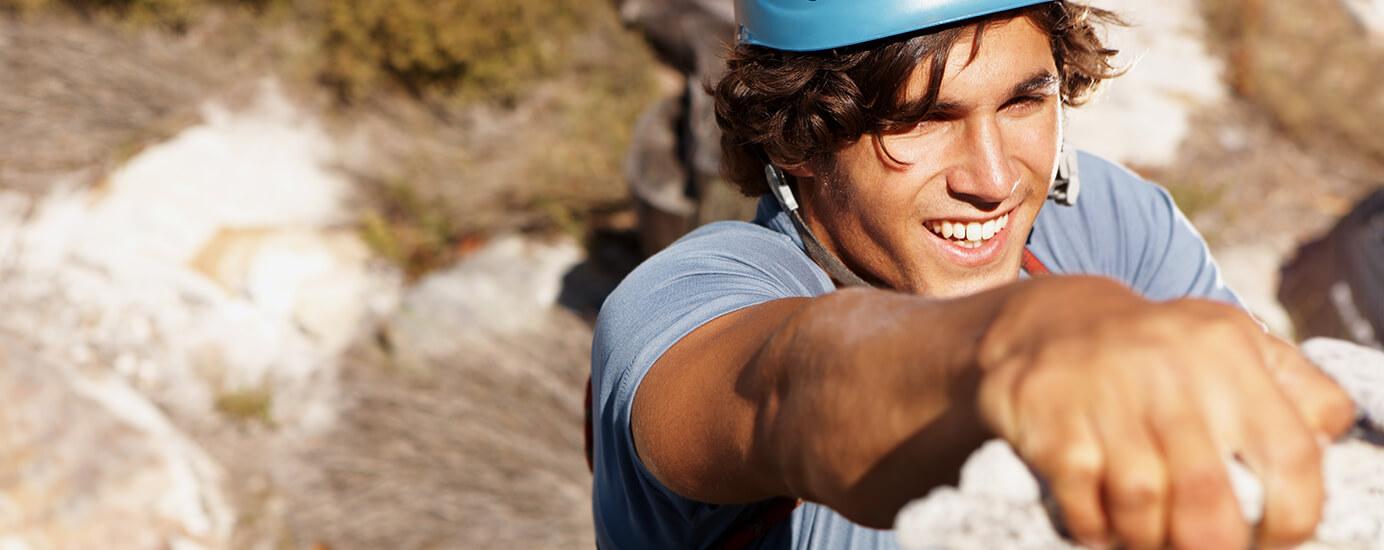 Warum Klettern für dich eine der besten Outdoorsportarten ist
