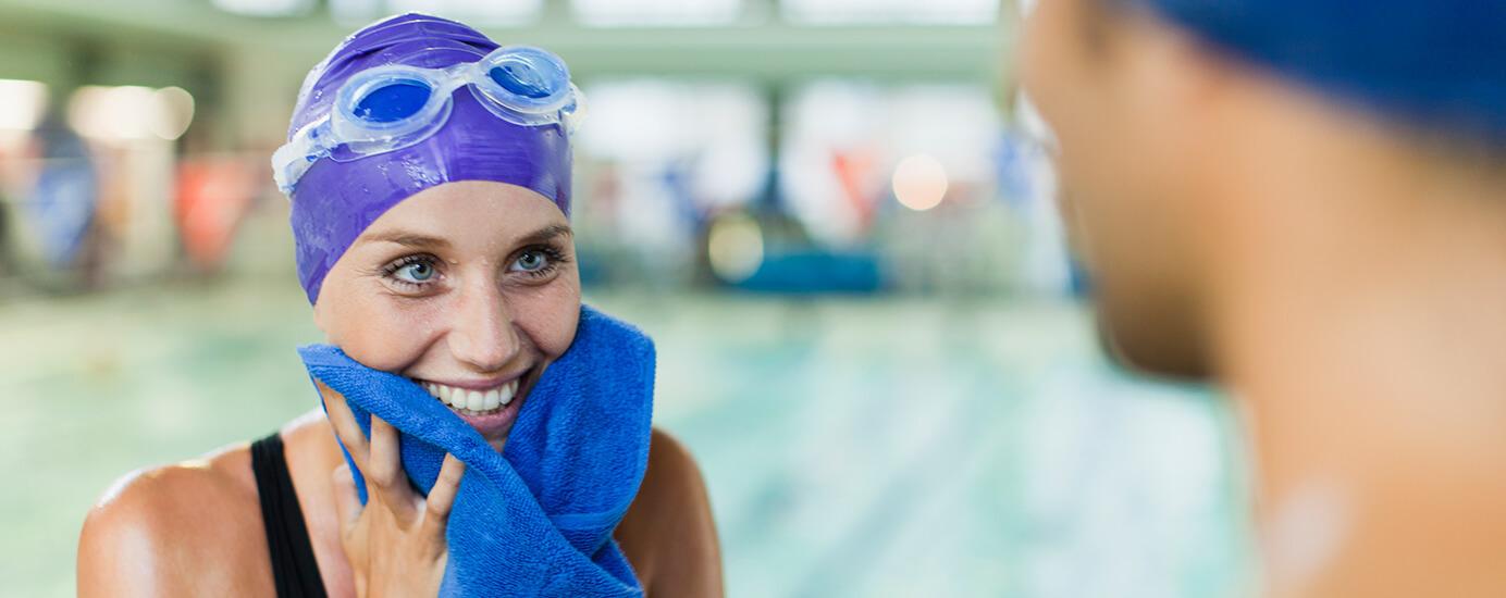 Schwimmregeln oder: der kleine Schwimmknigge