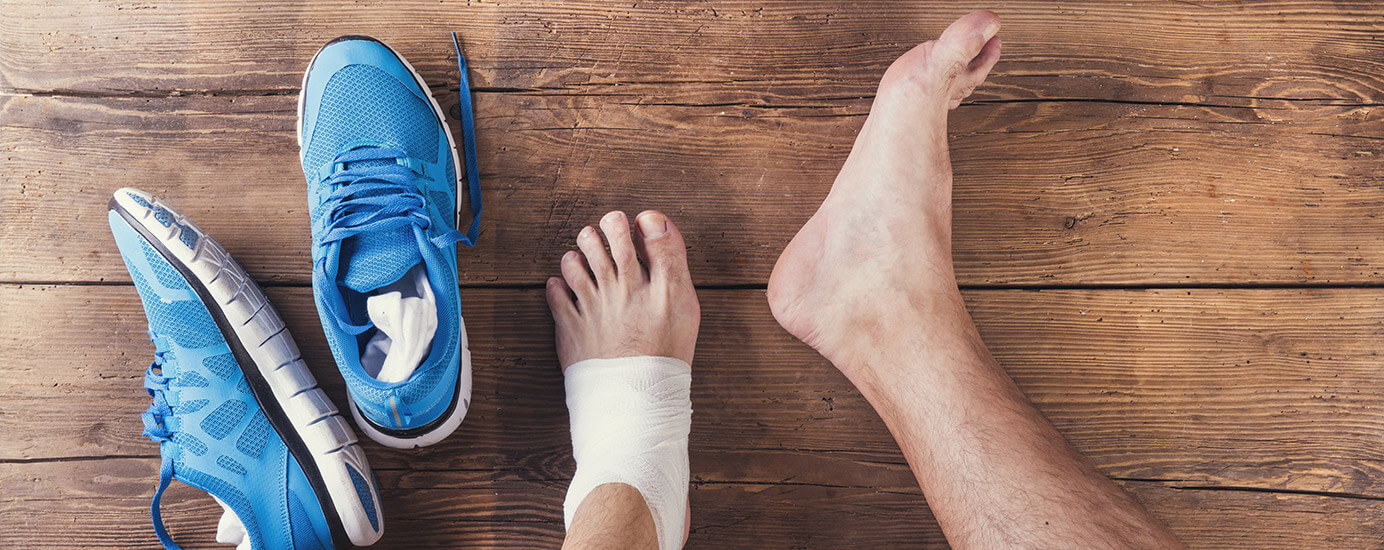 Autsch! Sportverletzungen und die entspannte Einstellung zur Trainingspause