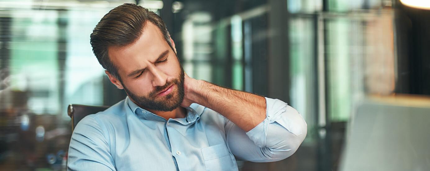 Die 6 effektivsten Rückenübungen fürs Büro