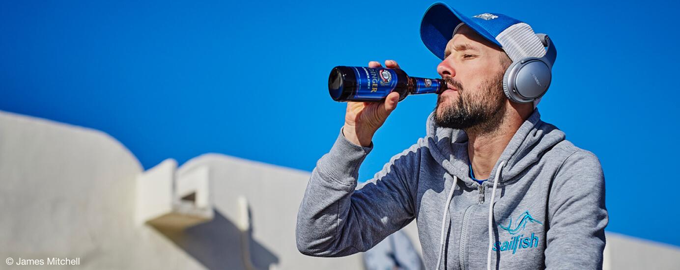 Durstlöscher, Belohnung, Erfrischung: Was das perfekte Sportgetränk mitbringen muss