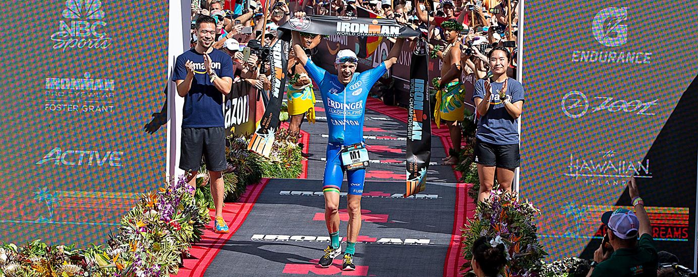 Der Traum wird wahr! Patrick Lange krönt sich wieder zum Ironman Hawaii Champion