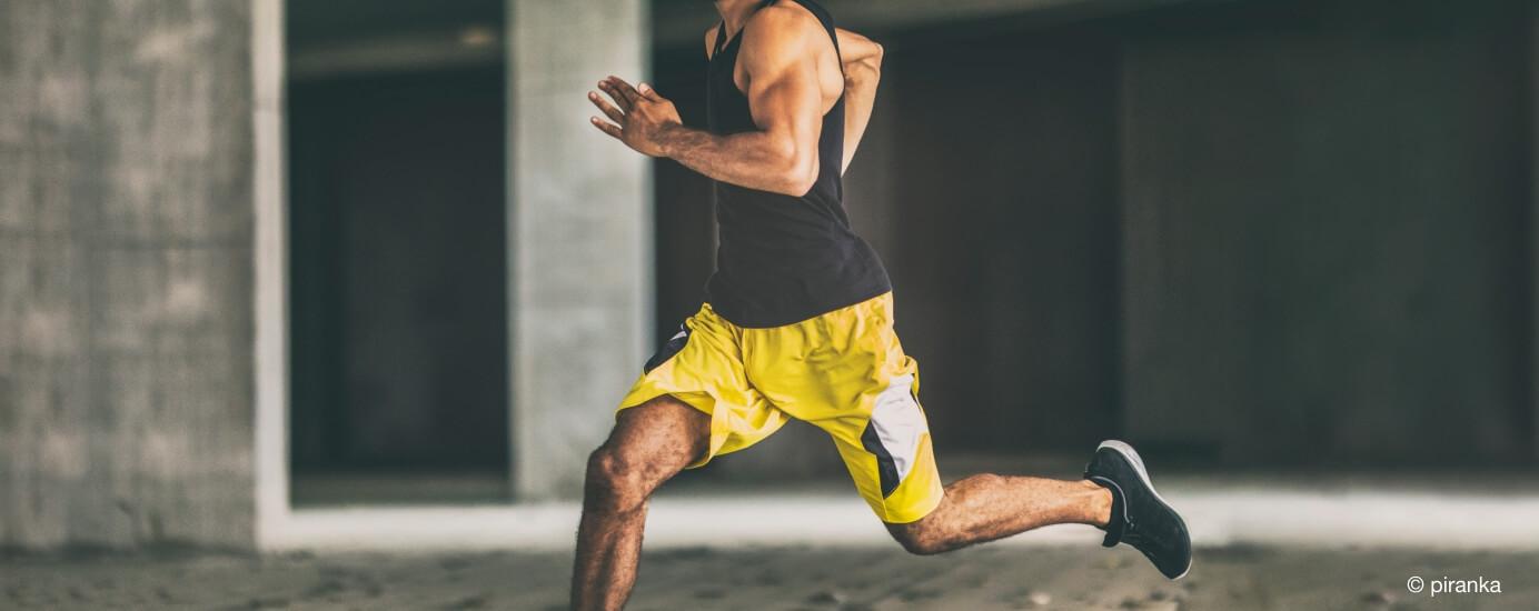 Keep on running: Lauf – und du wirst besser!