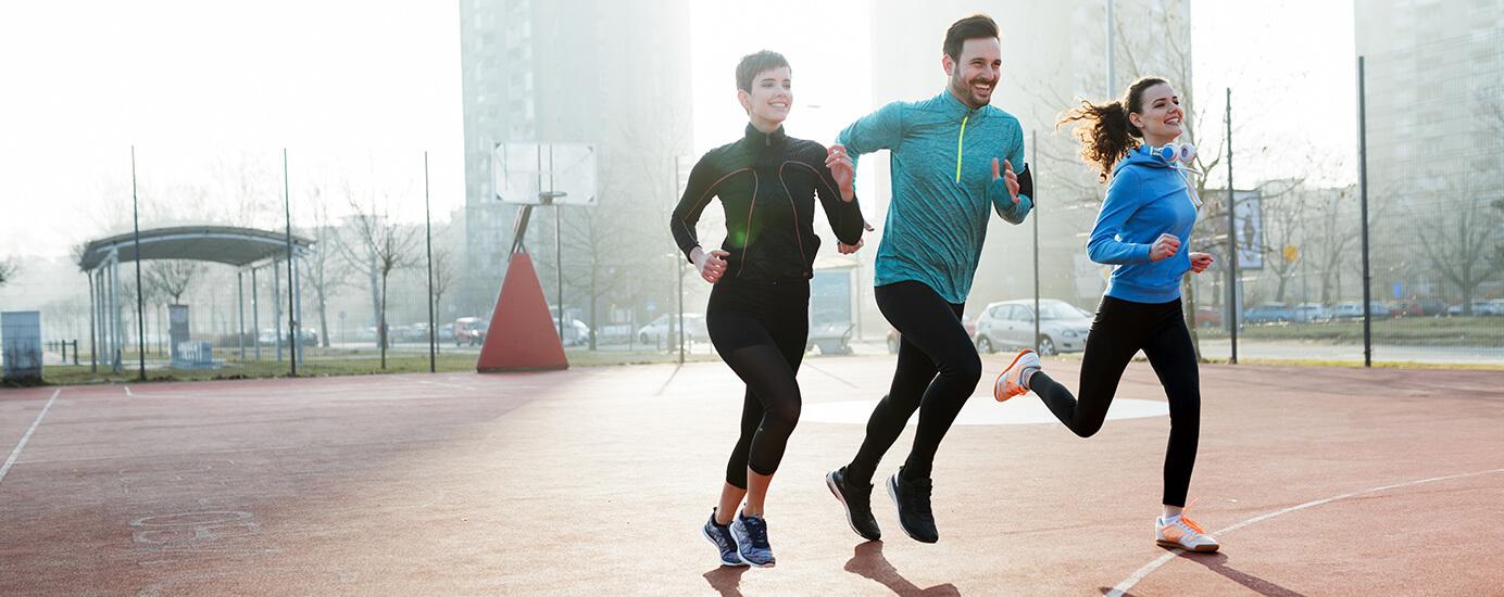 Laufstil verbessern – länger, schneller und entspannter laufen!