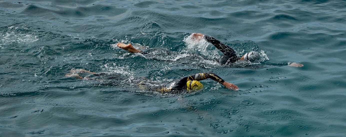 Triathlon-Schwimmtraining – Wettkampfvorbereitung im Freiwasser