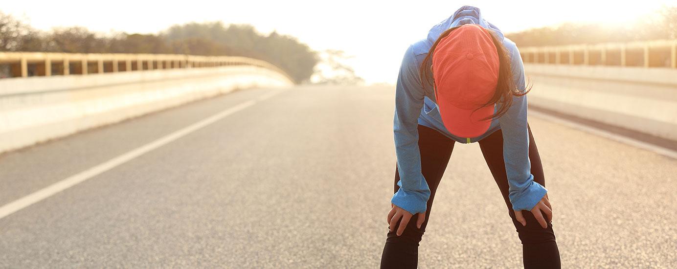 Sport bei Erkältung? Wann du wieder loslaufen kannst ...