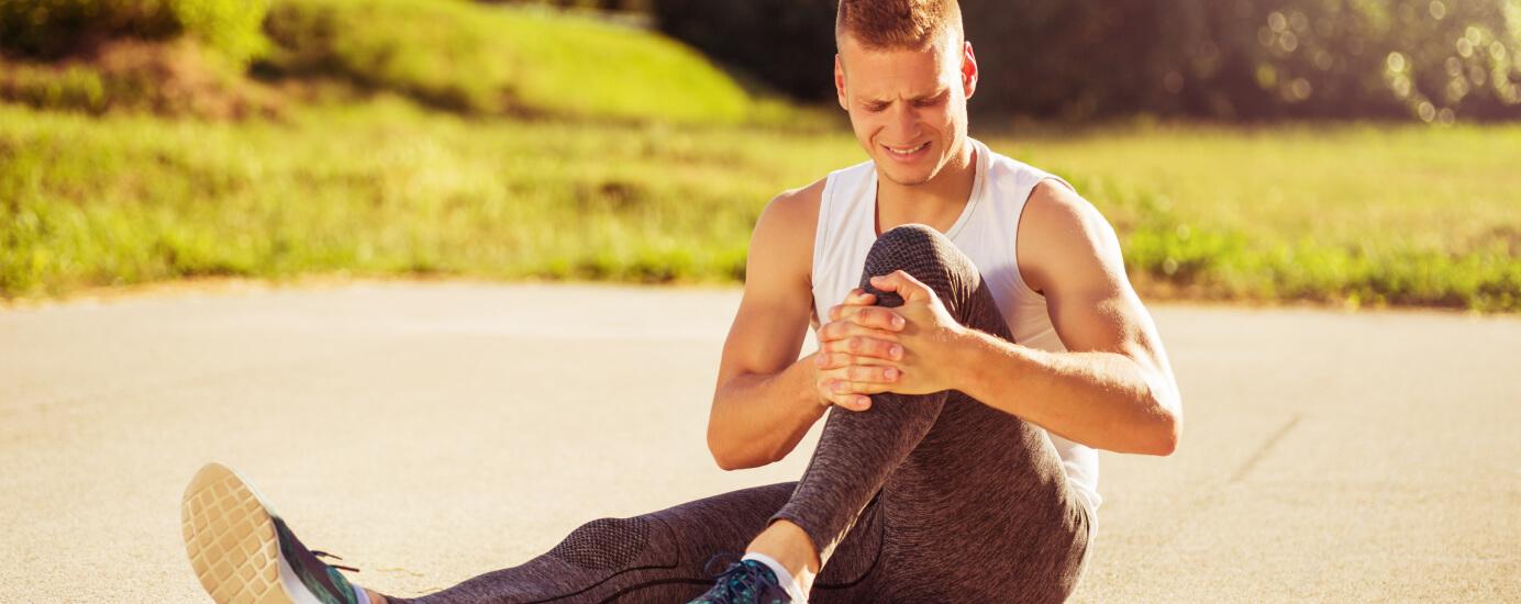 Schmerzen beim Laufen?