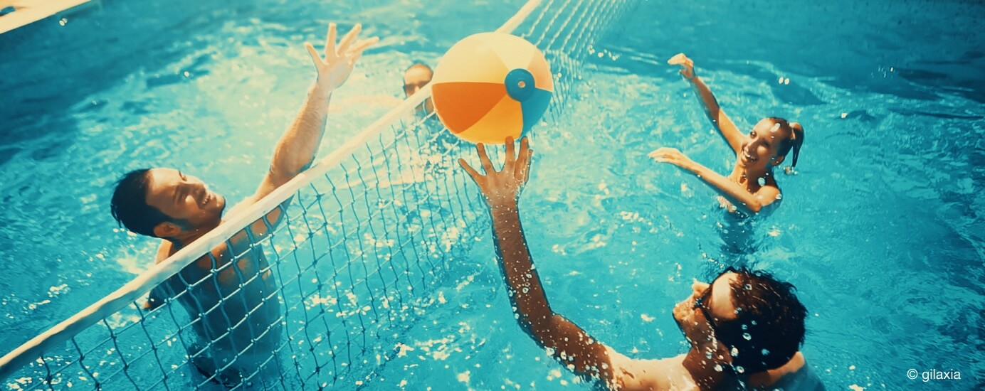 Sport im Sommer?