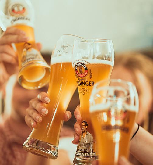 Nachfeier mit 10 Personen – <br>Feiern ist Wochenende