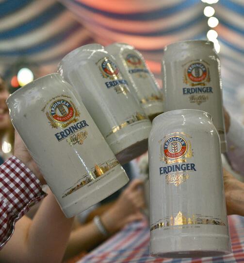 Genuss für Dahoam -<br>Volksfest ist Wochenende